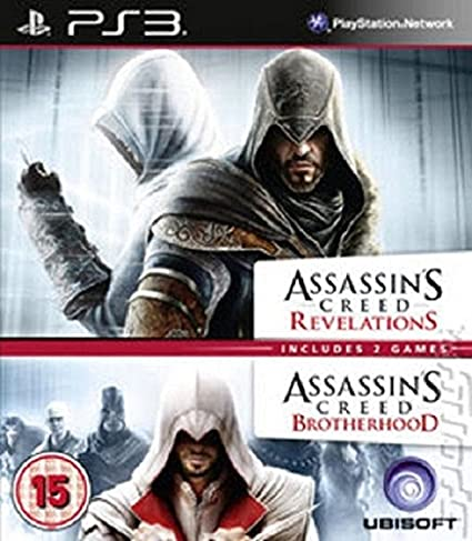Assassin S Creed Brotherhood And Assassin S Creed Revelations