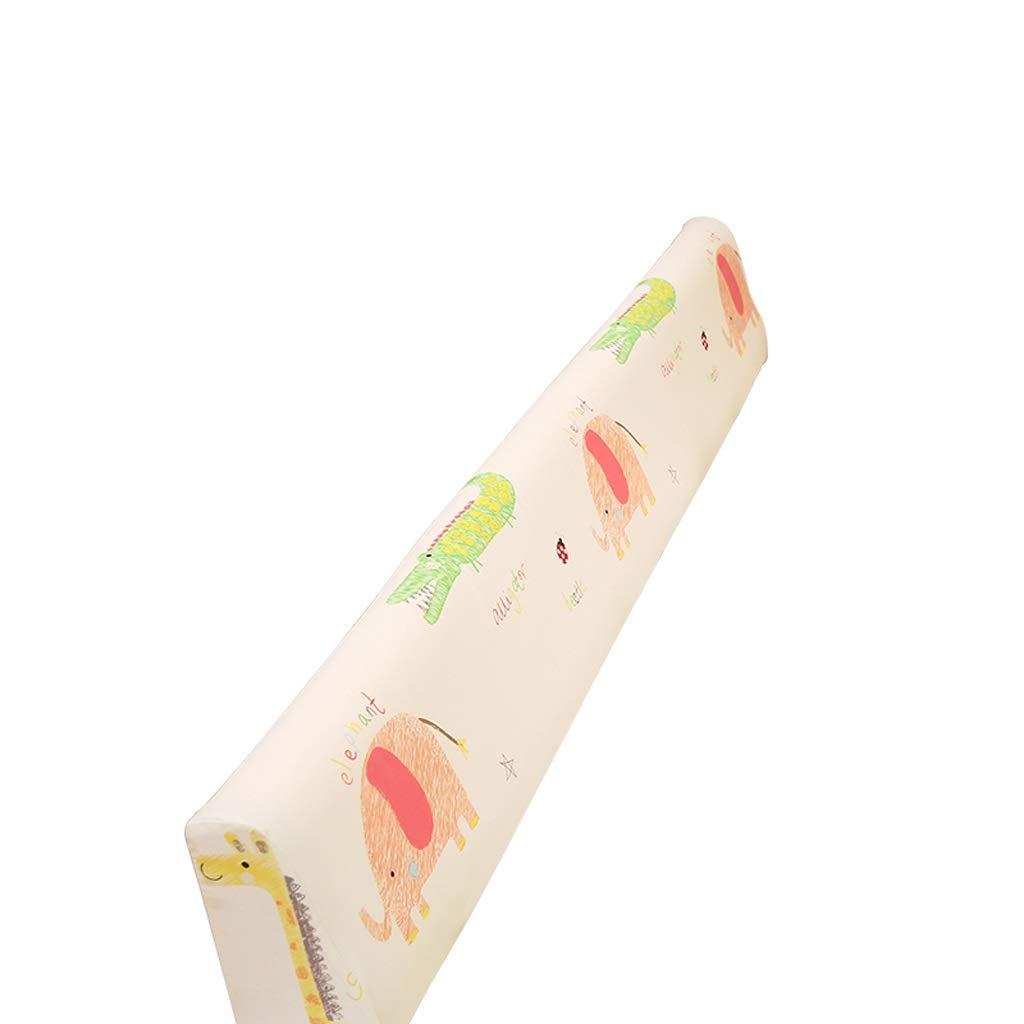 安全な幼児用ベッドレール スリープセキュリティベッドガード 旅行用ベッドベッドバンパー 150/180/200×23×12cm (サイズ さいず : 200cm) 200cm  B07S4H43QV