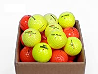 fun bunt gemischte Golfbälle 25 Stück Lakeballs AAA Top Qualität