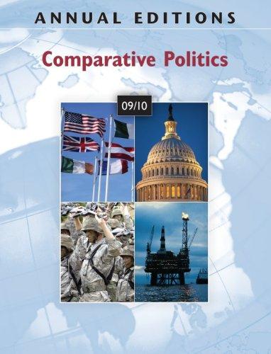Annual Editions: Comparative Politics 09/10