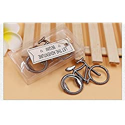 10 pcs Bike Bicycle Metal Beer Bottle Opener Wedding Favors And Gifts Wedding Gifts For Guests Wedding Souvenirs