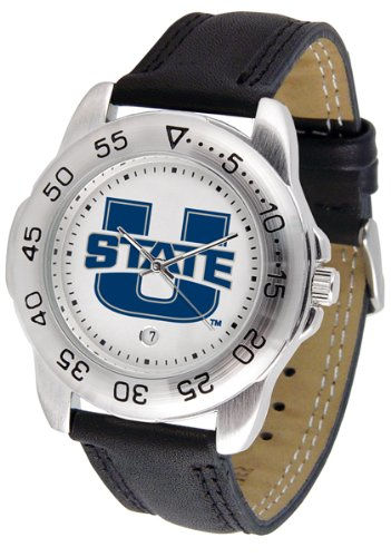 (Utah State Aggies Sport Men's Watch)