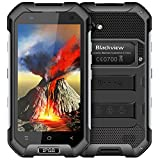 Rugged Cell Phones Unlocked,Blackview BV6000S Unlocked Smartphones IP68 Waterproof,Android 7.0 4G Dual SIM,4.7