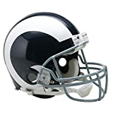 Los Angeles Rams 65-72 Officially Licensed Authentic Throwback Football Helmet