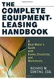 Complete Equipment Leasing Handbook