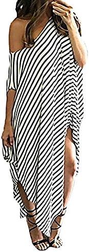 Kidsform Striped Irregular Dresses Sundress product image