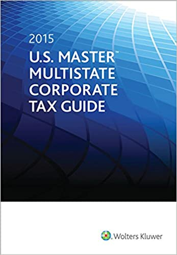 Us master multistate corporate tax guide 2015 cch tax law us master multistate corporate tax guide 2015 2015 ed edition fandeluxe Images