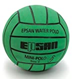 New Epsan Official Swimming Pool Aqua Games Water Polo Mini Balls Green Size 3