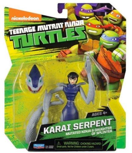 "Karai Tanto Sword Master Turtle Action Figure 4.5"""