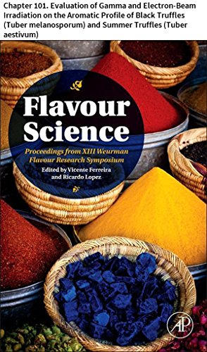 Flavour Science: Chapter 101. Evaluation of Gamma and Electron-Beam Irradiation on the Aromatic Profile of Black Truffles (Tuber melanosporum) and Summer Truffles (Tuber (Brown Rice Taste)