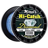 Momoi's Diamond Line - 3000 yd. Spool - 12 lb. - Hi-Vis Yellow