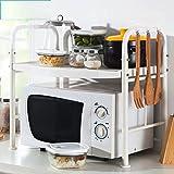 Hyun times Kitchen Microwave Racks Rack Rack Rack Shelves 2 - Store Shelves Microwave Shelves