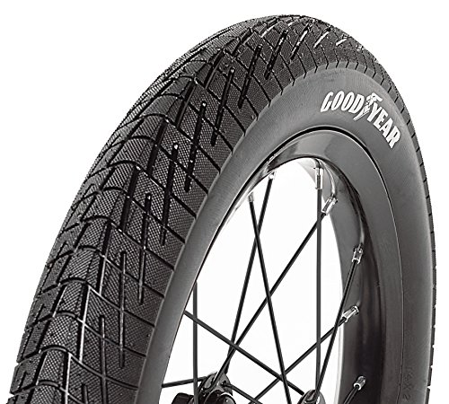 Goodyear Folding Bead Bicycle Tire, 14 x 1.5/2.25, Black
