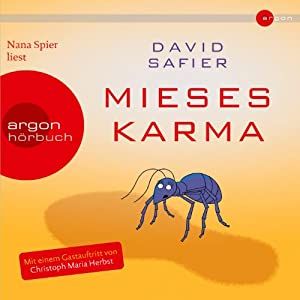 Mieses Karma | Livre audio