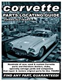 img - for Corvette Parts Locating Gude book / textbook / text book