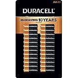 Duracell Coppertop Alkaline Batteries AA - 48 pk