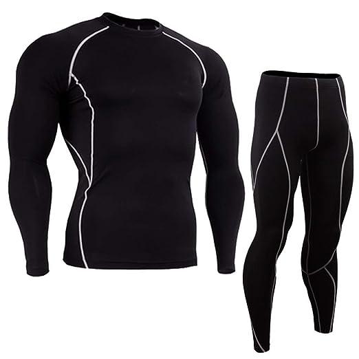 Ropa de ciclismo Trajes de yoga para hombre de fitness Conjunto de ...