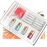 Ships From CA, USA 7 in 1 Professioanl Eyelash Eye Lashes Eyelashes Curling Perming Curler Curl Extra Longer Glue Perm Solution Box Full Kit Set B-27 (F) by WindMax