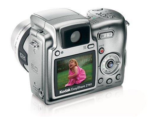 Kodak Z740 Zoom Digital Camera Treiber Windows XP