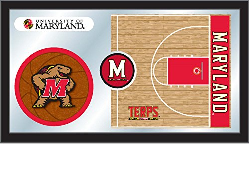 Maryland Terrapins Art Glass - 7