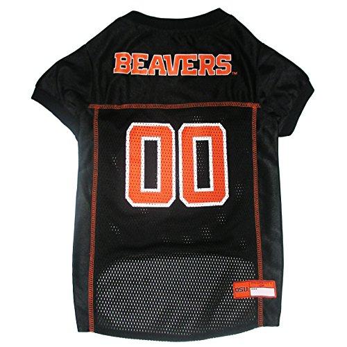 Pets First Collegiate Oregon State Beavers Dog Mesh Jersey, - Jerseys Oregon State