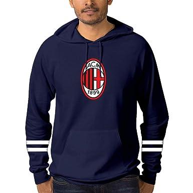 135 Sudadera con Capucha para Hombre C Milan: Amazon.es: Ropa y ...