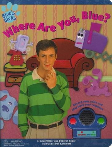 side table drawer blues clues. Buy Talk Back Books Where Are You Blue (Blue\u0027s Clues) Book Online At Low Prices In India   Reviews Side Table Drawer Blues Clues