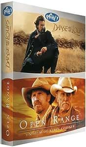 Danse avec les loups / Open range - Coffret 2 DVD