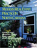 Modern Real Estate Practice in North Carolina, Galaty and Wellington J. Allaway, 0793164583