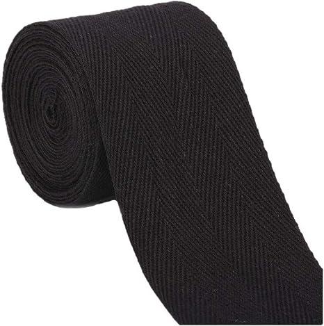 VVFi - Cinta de sarga de algodón de 45,7 metros para coser y proyectos de manualidades: Amazon.es: Juguetes y juegos