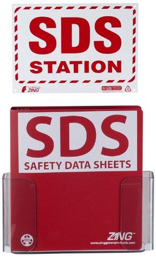 2708 Economy Station Holder Binder product image