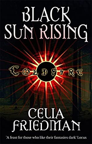 book cover of Black Sun Rising