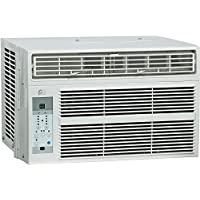 PerfectAire 3PNC8000 115V Window Air Conditioner with Remote Control, White
