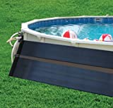 1-2'X10' SunQuest Solar Swimming Pool Heater with Roof Rack Mounting Kit