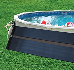 6 2 39 x20 39 sunquest solar swimming pool heater for Garden pool accessories