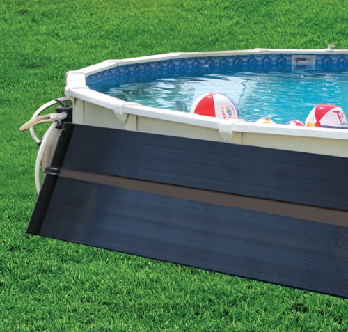 1-2'X20' SunQuest Solar Swimming Pool Heater with Add-On Couplers by SunQuest