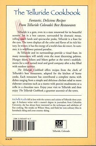 The Telluride Cookbook