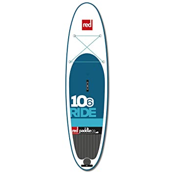 "Red Paddle Co Ride 106"" WindSUP Tablas Paddle Surf hinchables, Unisex Adulto"