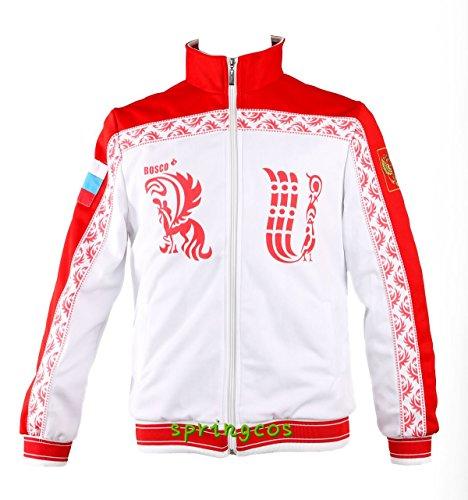 springcos Unisex Cosplay Jacket Costumes Japanese Anime S...