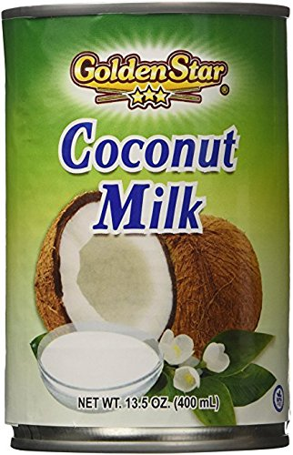 Golden Star Coconut Milk, 13.5 Ounce (Pack of 24) by GoldenStar (Image #4)