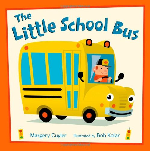 The Little School Bus (Little Vehicles)