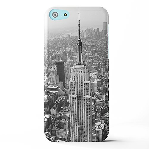 Koveru Back Cover Case for Apple iPhone 5C - The Empire State Building New York
