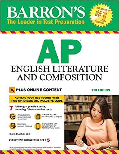 Amazon barrons ap english literature and composition 7th barrons ap english literature and composition 7th edition with bonus online tests barrons ap english literture and composition 7th edition fandeluxe Image collections