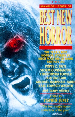 The Mammoth Book of Best New Horror: 9