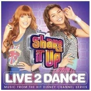 disney shake it up cd - 1