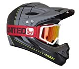 Demon Podium Full Face Mountain Bike Helmet Black...