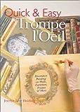 Quick and Easy Trompe L'Oeil, Jocelyn Kerr Holding, 080697138X