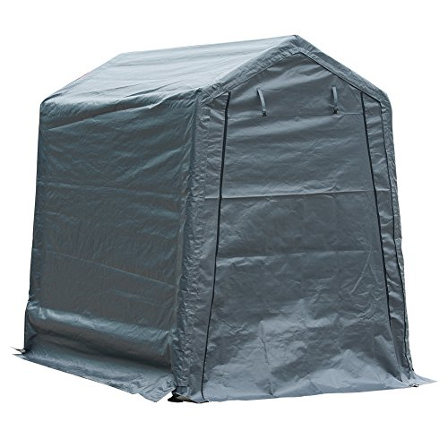 Review Abba Patio Storage Shelter