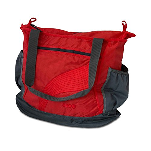 Eagles Nest Outfitters ENO Relay Festival/Yoga Tote - Red/Charcoal