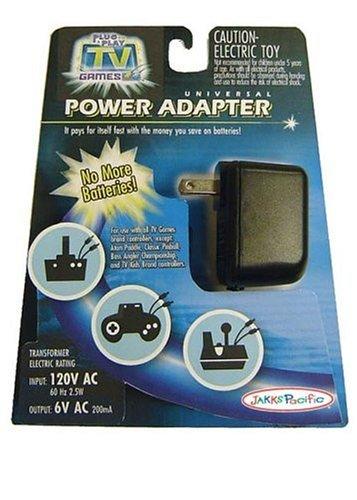 Jakks Pacific Toymax Tv Games A/C Adaptor (Finder Adapter)
